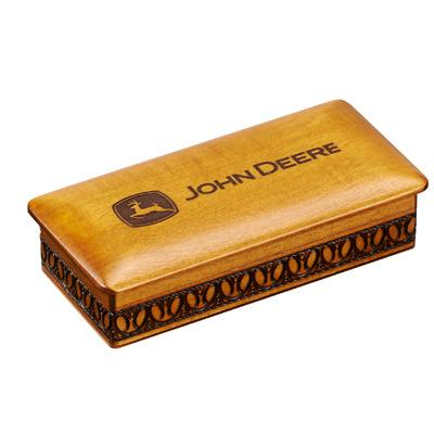 Engraved John Deere Box