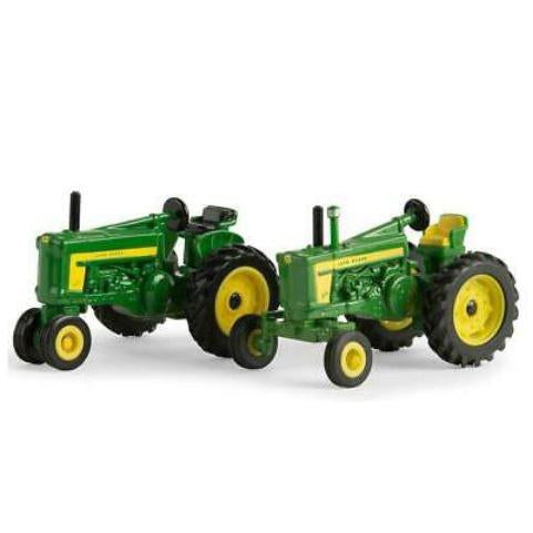 1/64 JOHN DEERE 620 & 720 60th Anniversary Set