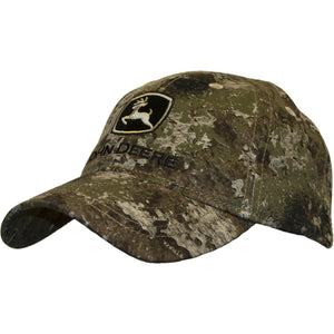 Boy Youth Logo Cap Strata Camo