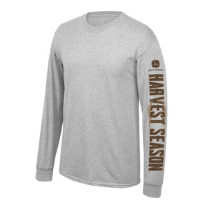 Men's Oxford Harvest Season Long Sleeve Tee