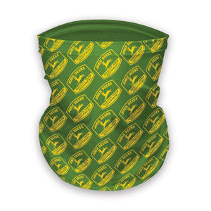 Youth Gaiter - Green with Yellow John Deere Logo