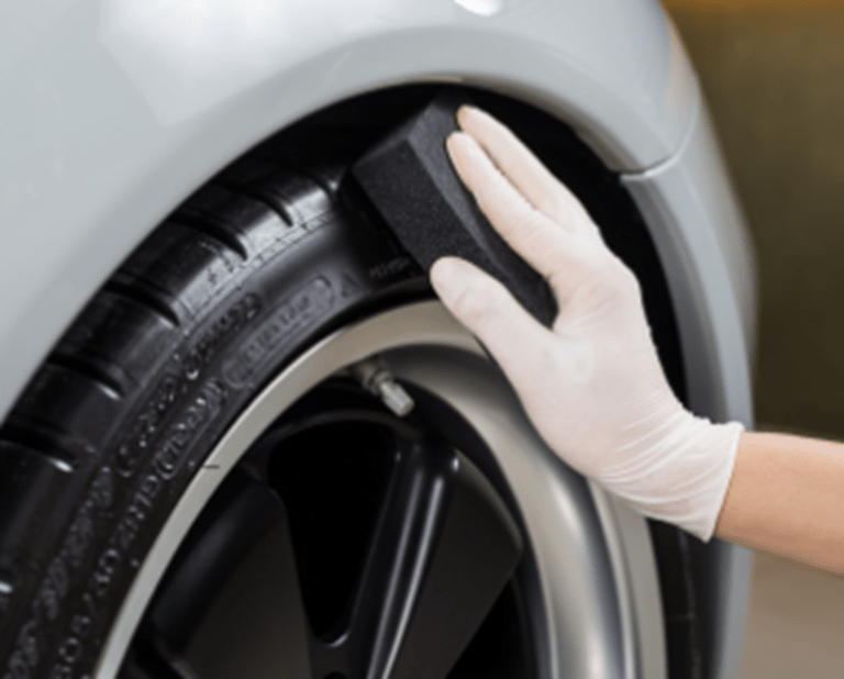 shine and protect trim on newer cars