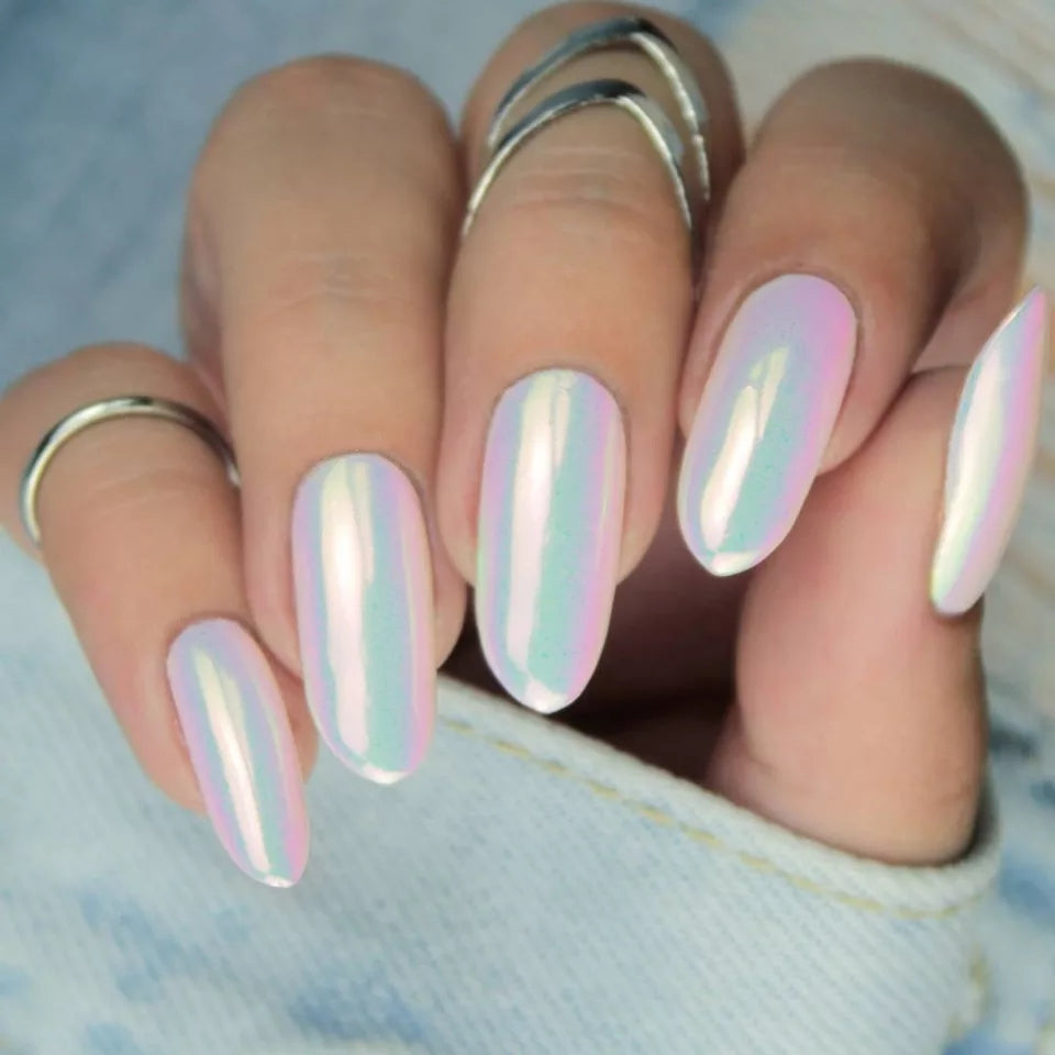 BORN PRETTY Shining Pearlescent Unicorn Pigment - I Love My Polish