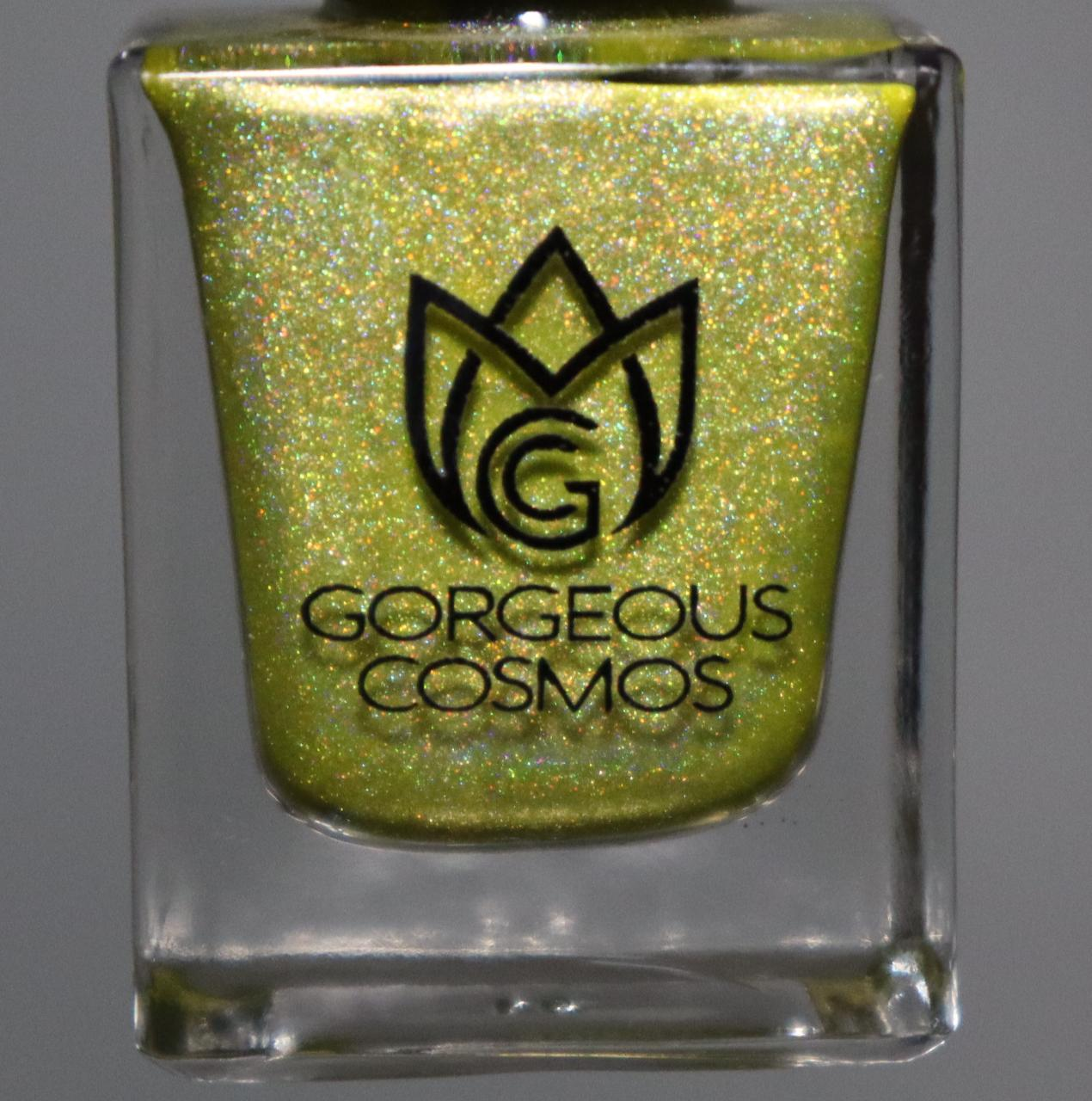 G.C. Tropical Noontime  Holographic Nail Polish - I Love My Polish