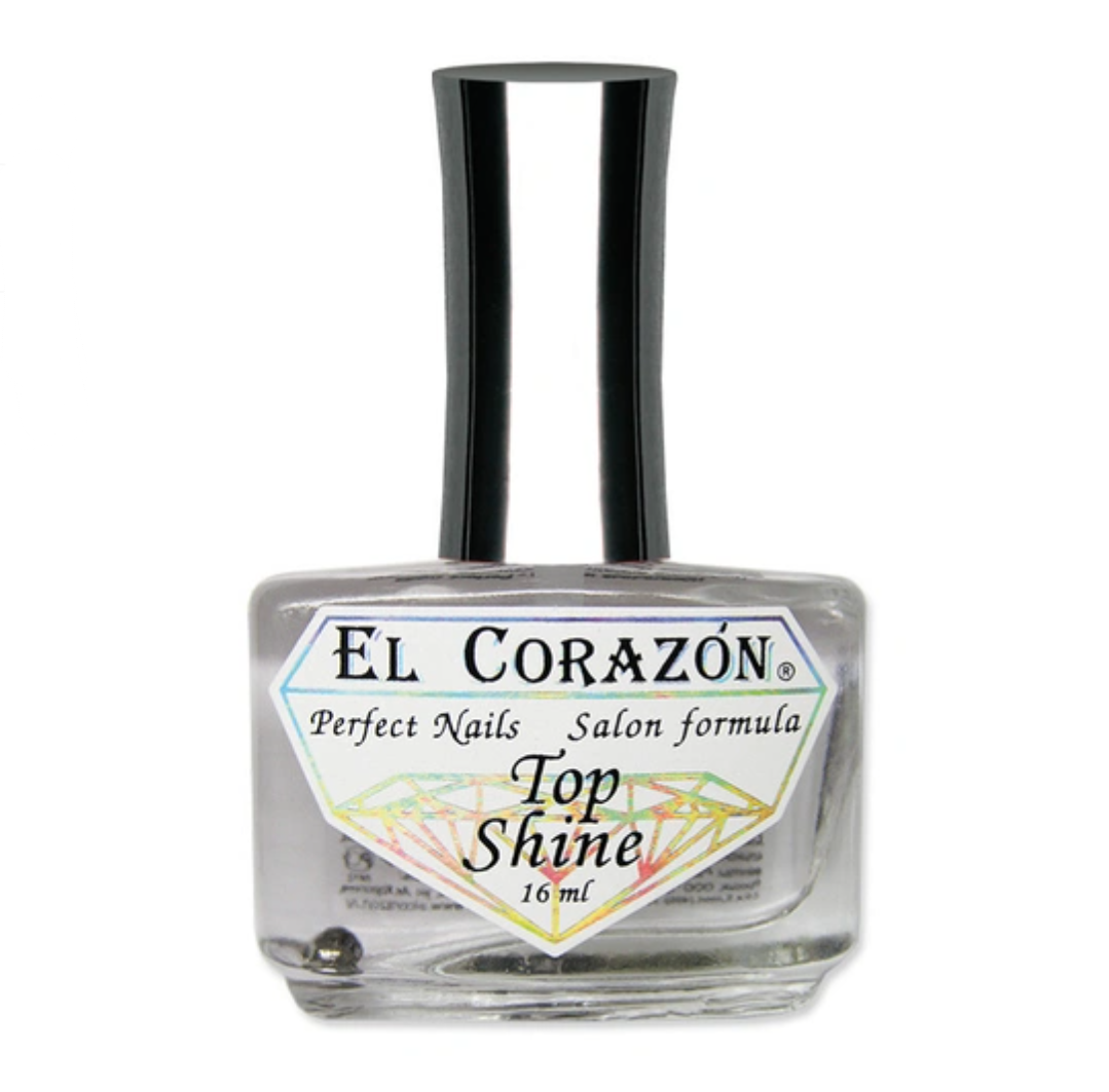"El Corazon №410 Top Coat ""Top Shine"" 16 ml"