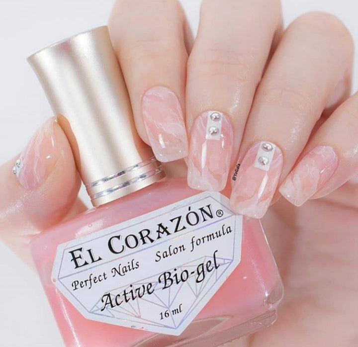El Corazon №423 Base Coat Active Bio-Gel 16 ml