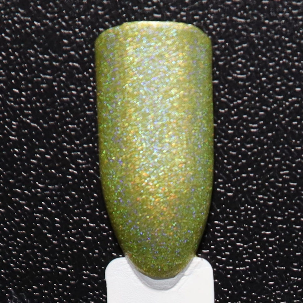 G.C. Tropical Noontime  Holographic Nail Polish