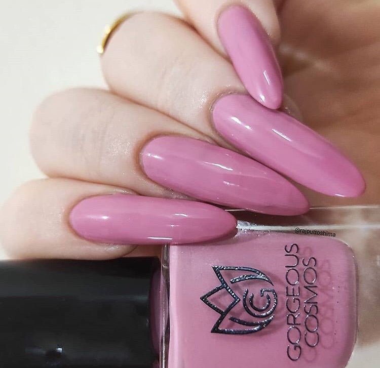 G.C. Dusty Fuchsia Pink Nail Polish
