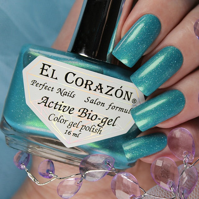 El Corazon Active Bio-gel №423/1041 Bird Of Happiness 16 ml - I Love My Polish