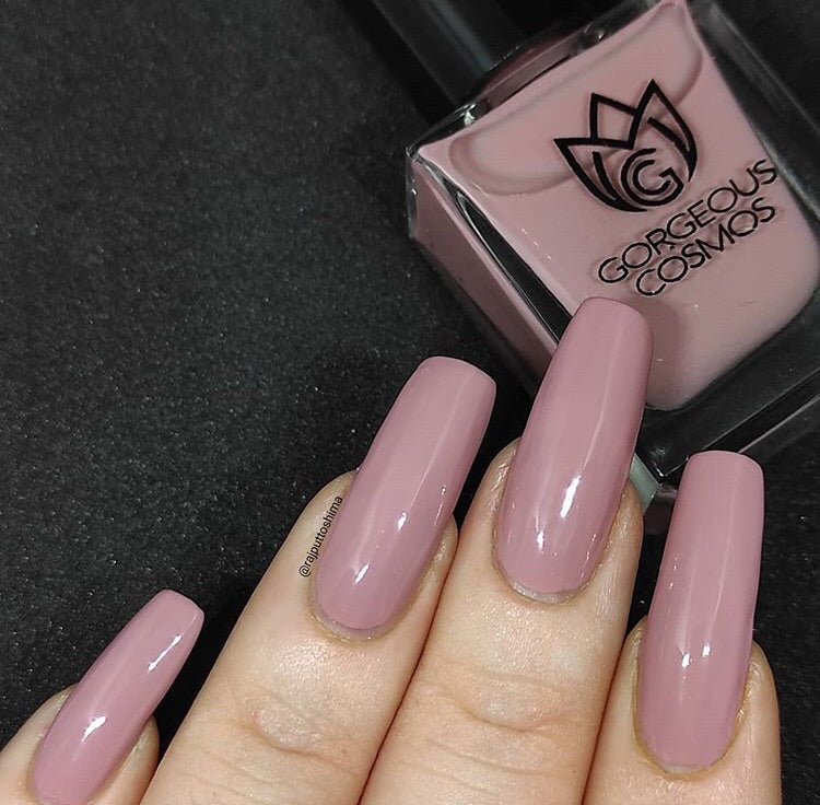G.C. Misty Rose Nail Polish