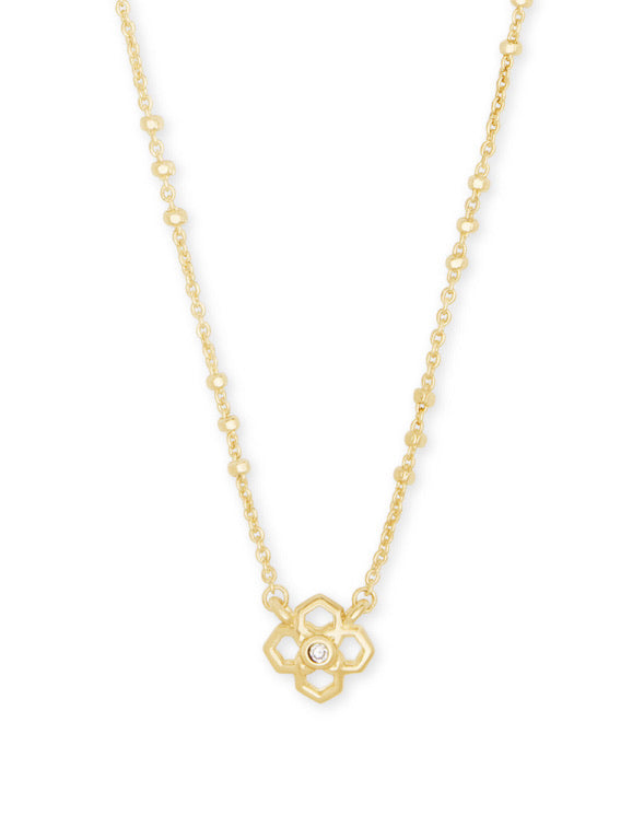 Kendra Scott Rue Short Pendant Necklace