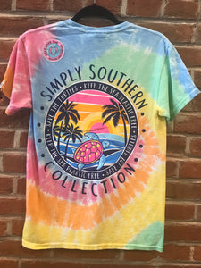 Simply Southern Save the Turtles Tee