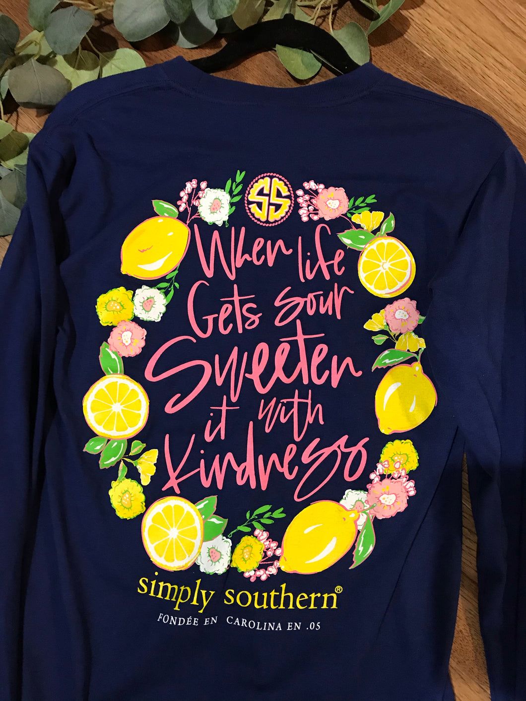 Simply Southern Sweeter With Kindness