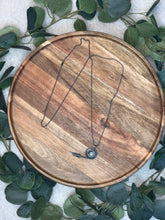 Load image into Gallery viewer, Dream catcher pendant necklace