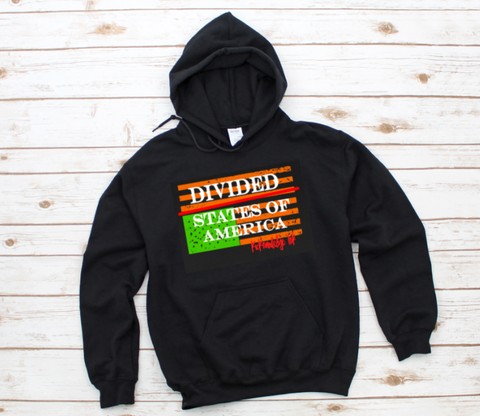 Divided States Of America Hoodie
