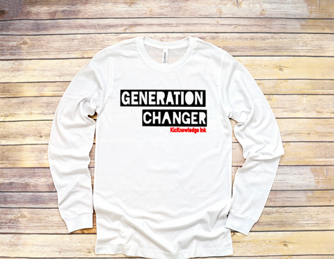 Generation Changer Long Sleeve