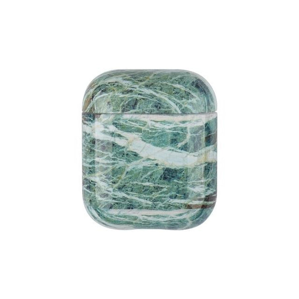 Green Marble case Airpods