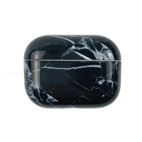 Black Marble case Airpod pro