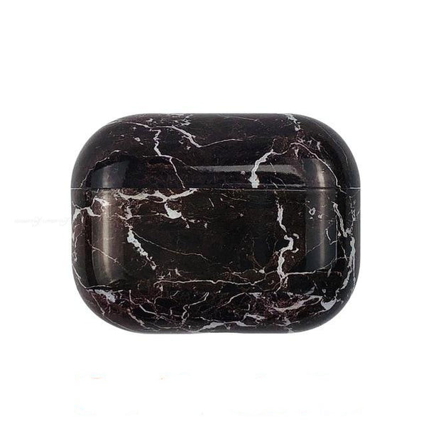 Black Marble case Airpods pro