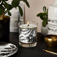 Chase and Wonder Tropical Paradise Glass Luxury Scented Candle | Avie Collection  Edit alt text