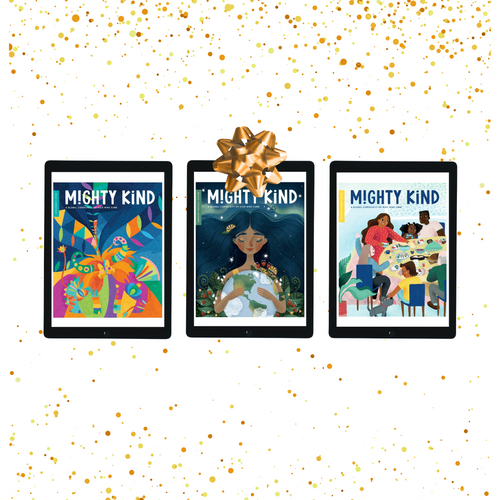 Digital Back Issue Gift Bundle 1-3