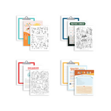 Load image into Gallery viewer, Digital Back Issue Bundle: Issues 1-4 + Activity Pages