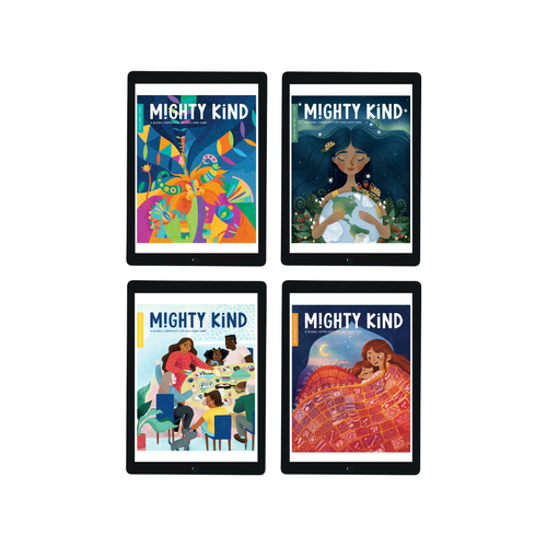 Digital Back Issue Bundle: Issues 1-4 + Activity Pages