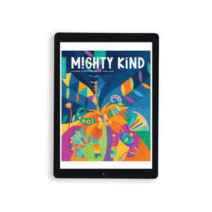 Digital Mighty Kind Issue 1: Greetings