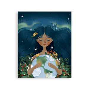 "MK I:2 ""Mother Earth"" Printable Poster"