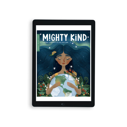 Digital Mighty Kind Issue 2: Natural Wonders