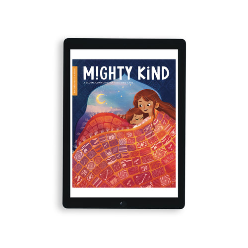 Digital Mighty Kind Issue 4: Storytelling