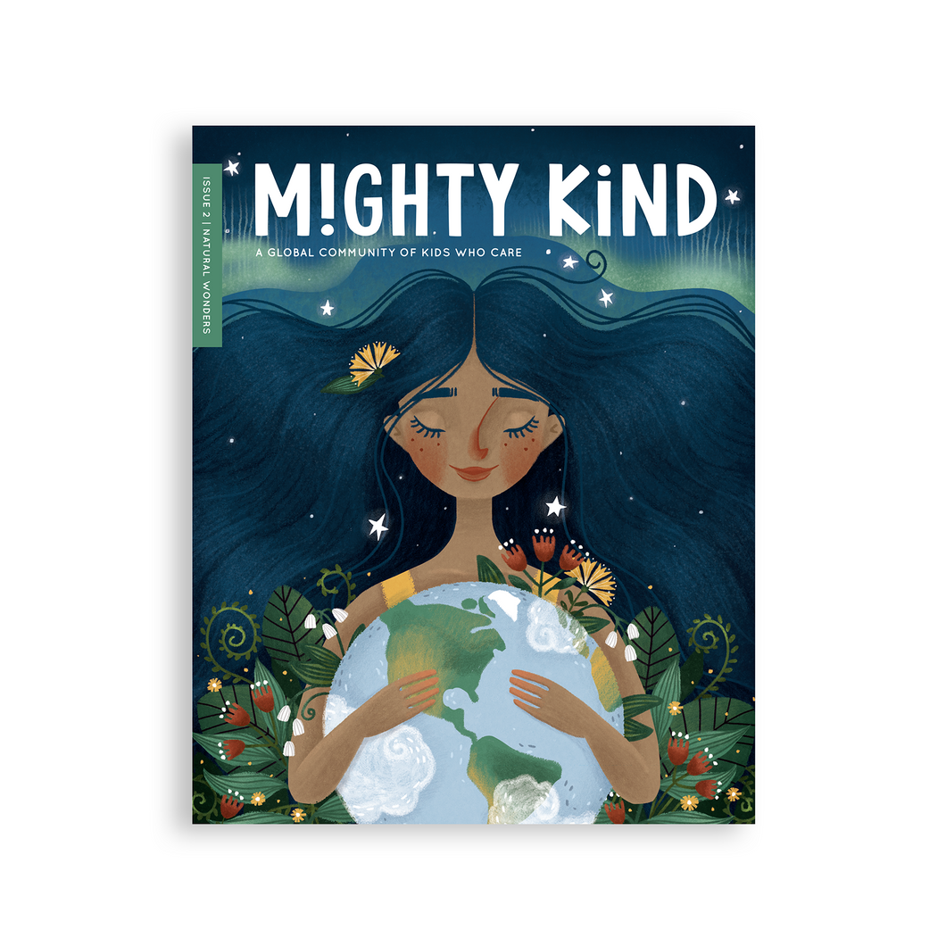 Mighty Kind Issue 2: Natural Wonders