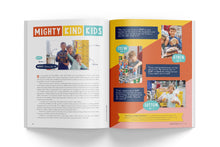 Load image into Gallery viewer, 1 Year Mighty Kind Magazine Subscription + Printable Poster