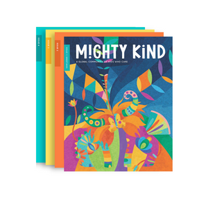 1 Year Mighty Kind Magazine Subscription (Starting with Issue 1)