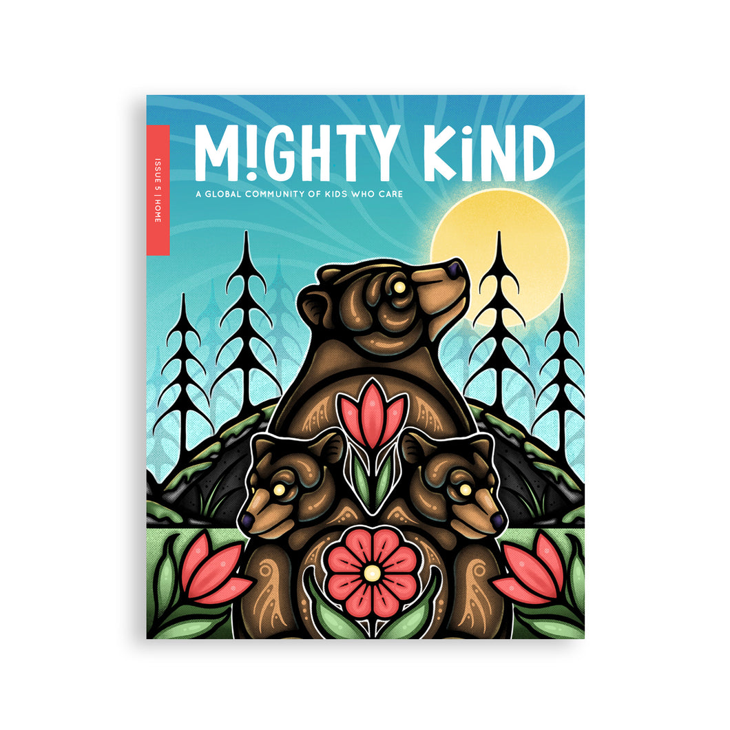 Mighty Kind Issue 5: Home
