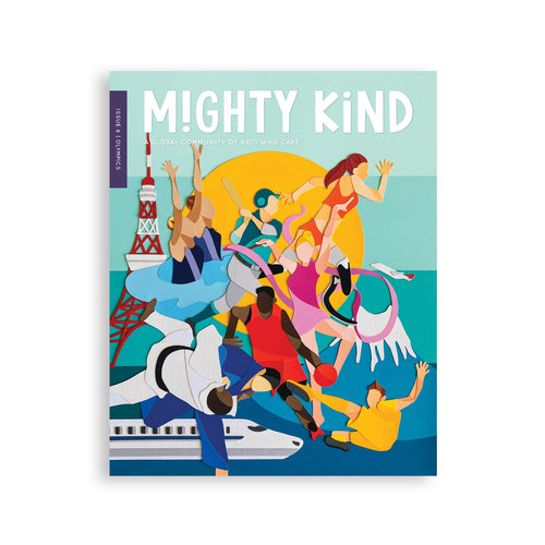 Mighty Kind Issue 6: Olympics