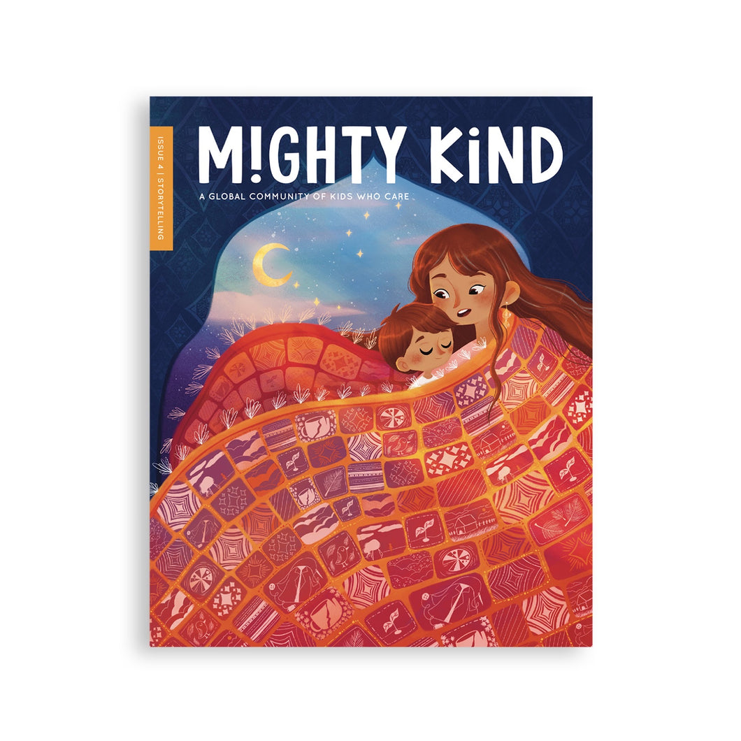 PRE-ORDER Mighty Kind Issue 4: Storytelling