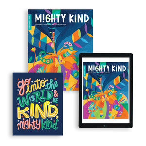 Mighty Kind Issue 1 Bundle