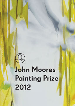 Front cover of the John Moores Painting Prize 2012 book, featuring that years winning painting.