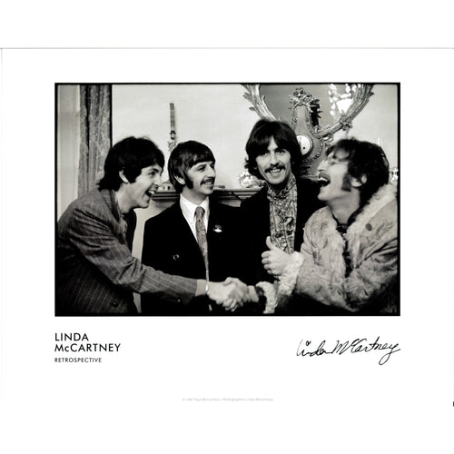 Sgt Pepper's Press Launch Print