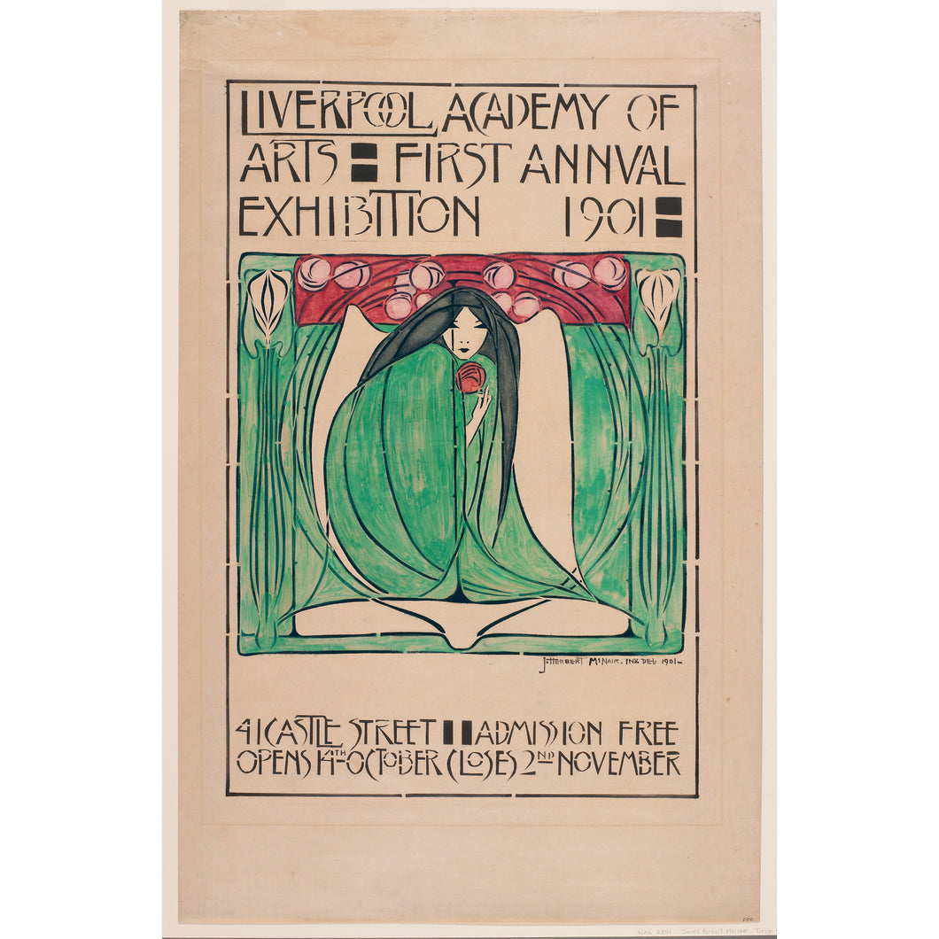 Liverpool Academy of Arts Poster