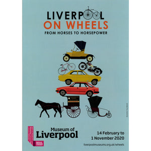 Liverpool on Wheels Exhibition Poster