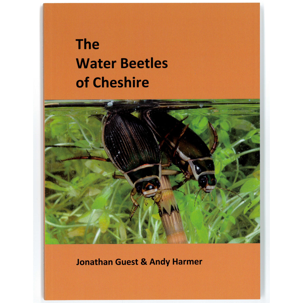The Water Beetles of Cheshire