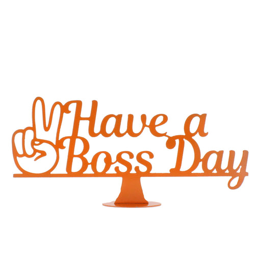 Have A Boss Day Stand - National Museums Liverpool Shop