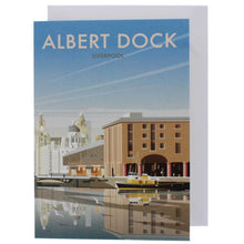 Load image into Gallery viewer, Dave Thompson Albert Dock Card