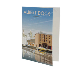 Dave Thompson Albert Dock Card