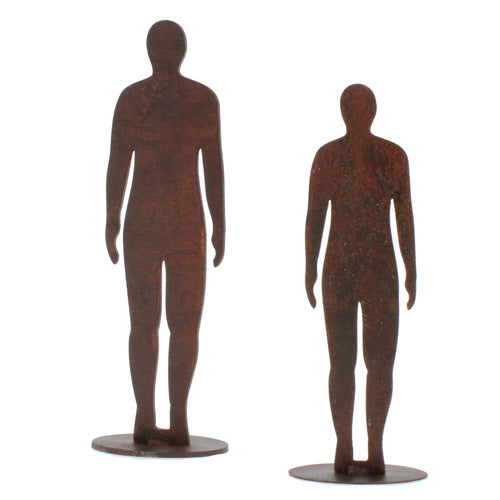 Another Place Crosby Beach Iron Men Statues - National Museums Liverpool Shop
