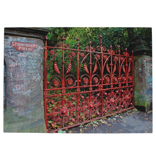 Strawberry Fields Canvas