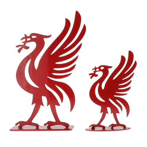 LFC Red Liver Bird Stand - National Museums Liverpool Shop