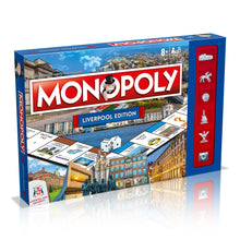 Load image into Gallery viewer, Liverpool Monopoly Board Game